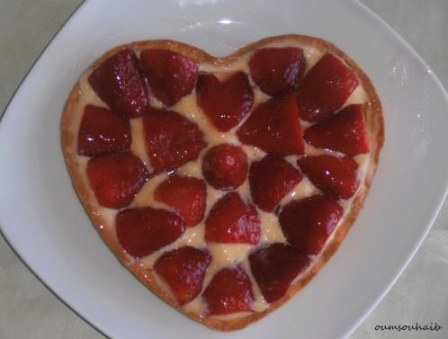 tarte aux fraises 10