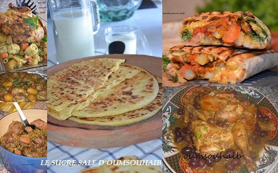 montage recettes ramadan 2013