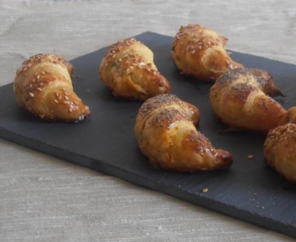 croissant-tapenade olive noire