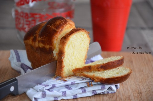 la brioche du boulangerc'est fastoche