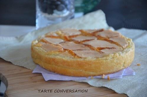 Tarte Conversation De Mercotte Le Sucre Sale D Oum Souhaib