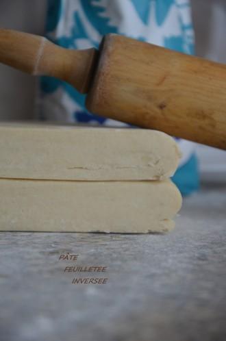 pâte feuilletée inversée 1
