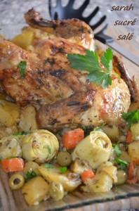 poulet-roti-legumes-1