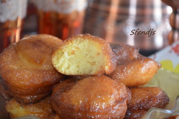 sfenj beignet algerien rapide sans repos