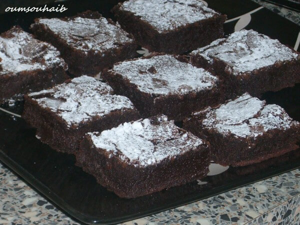 Fondant au chocolat de Trish