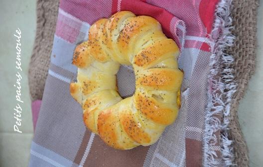 petits pains semoule 7