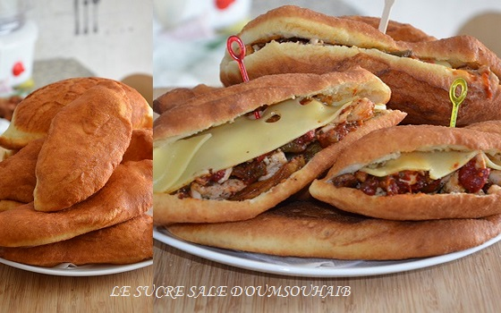 PAINS PIDE FRITS