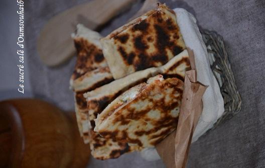 crepes turc viande hachée 1