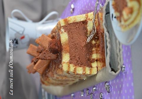 bûche roale chocolat 1