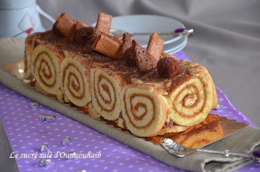 bûche royale chocolat 13