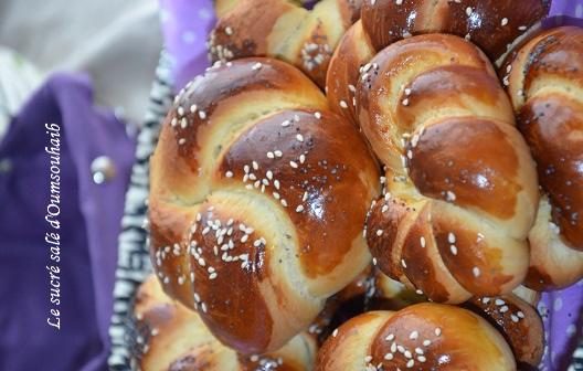 pains au lait concentré sucré 4