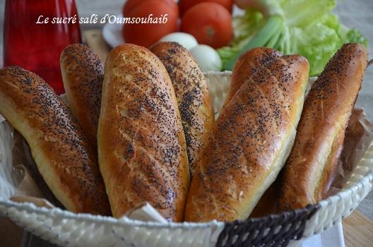 pain pour sandwich extra moelleux