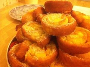 beignets aux pommes  Sam Mia