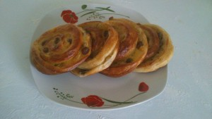 pâte à couque Za tchawou ka 1