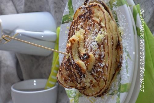 pancakes lait de coco 4