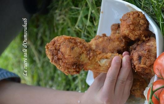 poulet comme chez Kfc
