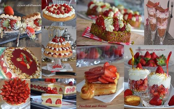 Recettes avec des fraises