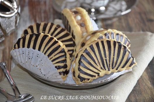 Gâteau Algérien nouveau modèle/l'éventail