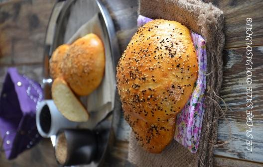 pains semoule yaourt 5