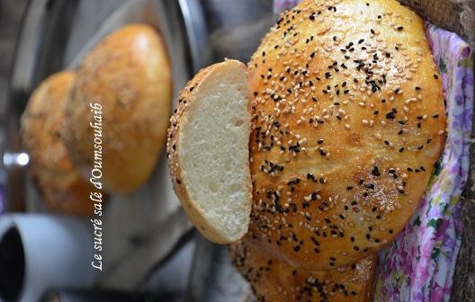 pains semoule yaourt 6