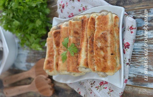 crepes feuilletées marocaines
