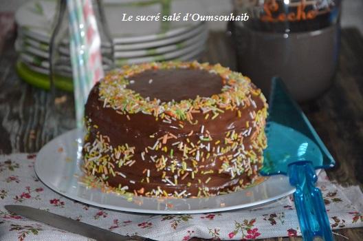 gateau chocolat fudge 2