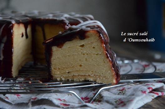 le schichttorte gâteau à étages allemand | le sucré salé d'oum souhaib