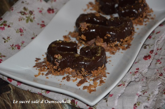 Gâteau oriental au chocolat 11