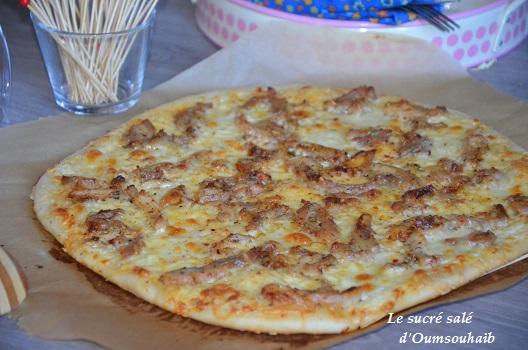 pizza kebab crème fraiche 4