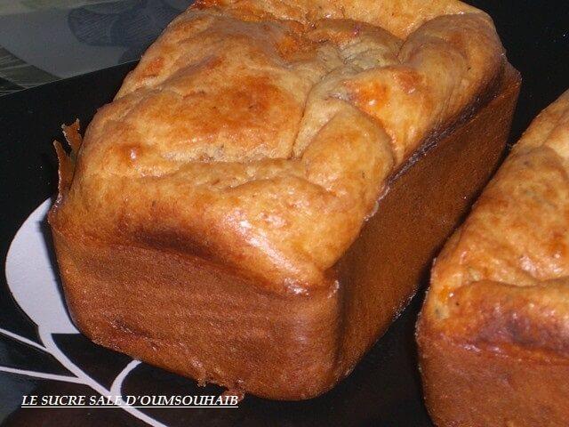 mini cake truite fumée et feta