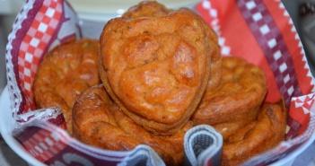 muffins thon à la catalane