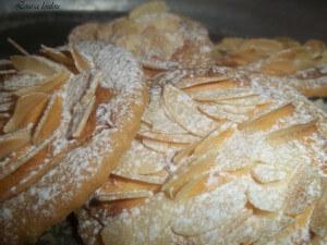 biscuit aux amandes effilées
