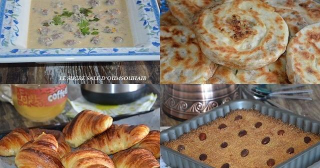 idée repas ramadan 2018