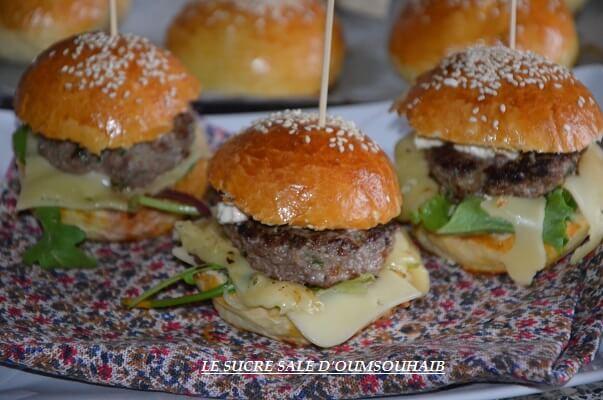pain hamburger maison ultra moelleux 7