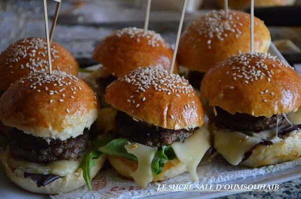 pain hamburger maison ultra moelleux 8