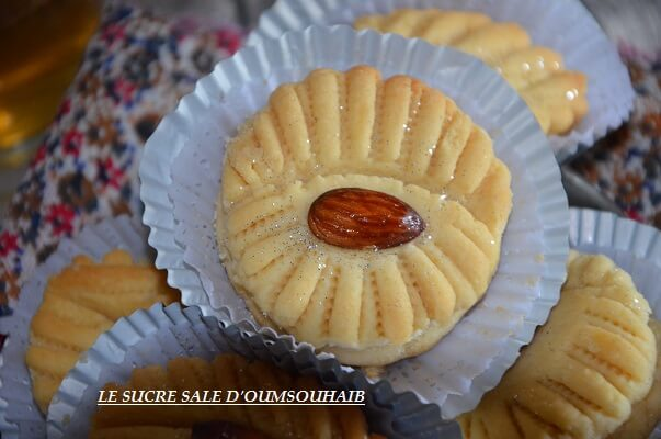 gâteaux algériens aux amandes pour fêtes 1