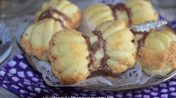 noeud de papillon recette gâteau algérien sec