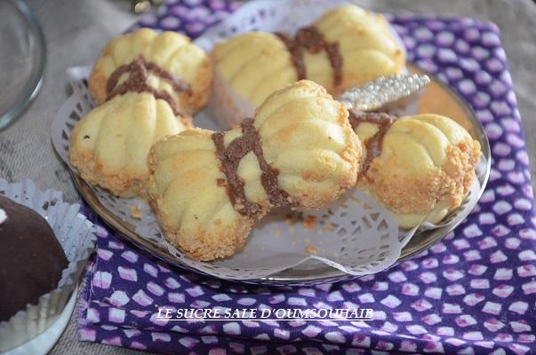 recette gâteau noeud papillon au caramel 3
