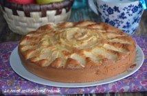 gâteau manqué aux pommes