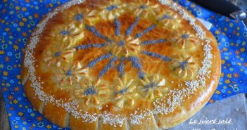 pain arabe au levain 1