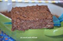 pudding au chocolat de Michalak (sans sucre)1
