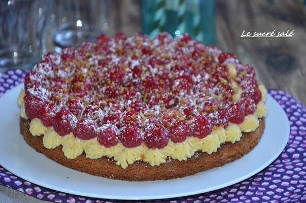 recette fond de tarte palet breton (aux framboises) 1