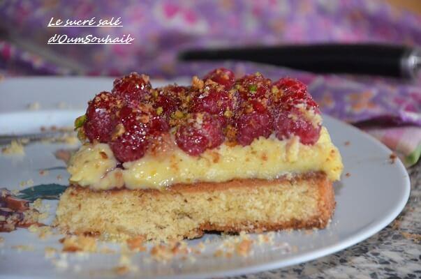 recette fond de tarte palet breton (aux framboises) 2