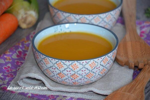 soupe céleri carottes gigembre 1