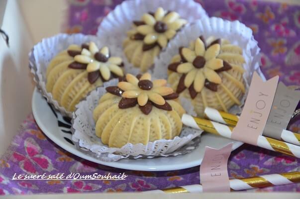 gâteau algérien moderne pour mariage (2017) | le sucré salé d'oum