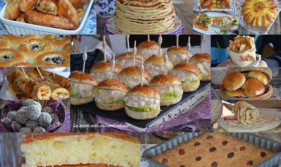 recettes ramadan 2017 menu ftour