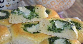 pain aux épinards et béchamel 2