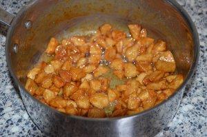 tarte aux pommes compote vanillée 5
