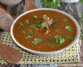 harira de Tlemcen recette au levain