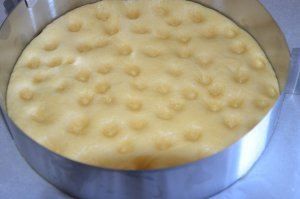 tarte au sucre à la vergeoise blonde 5